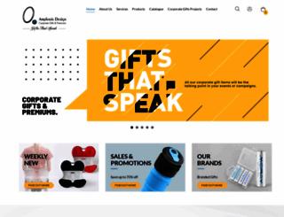 amphasisdesign.com screenshot