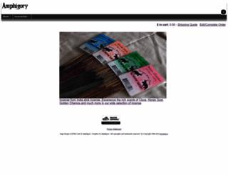 amphigory.com screenshot