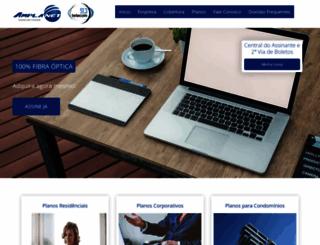 amplanet.com.br screenshot