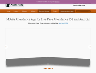 ampletrails.com screenshot