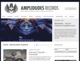 amplidudes.de screenshot