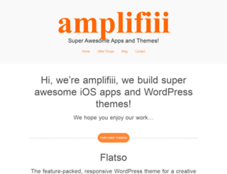 amplifiii.com screenshot