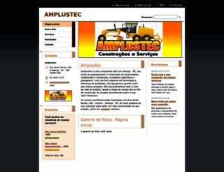 amplustec.webnode.com screenshot
