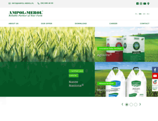 ampol-merol.com screenshot