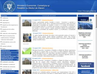 amposcce.minind.ro screenshot