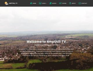 ampthill.tv screenshot