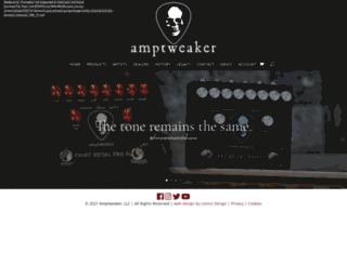 amptweaker.com screenshot