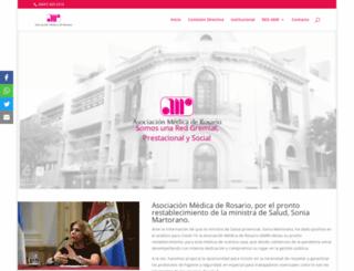 amr.org.ar screenshot