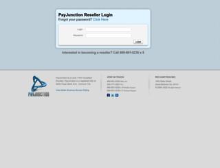 ams.payjunction.com screenshot