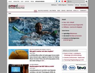 amsel.de screenshot
