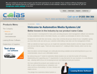 amsl3.org.uk screenshot