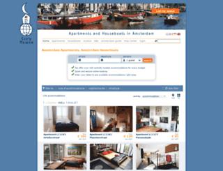 amsterdam.citymundo.com screenshot