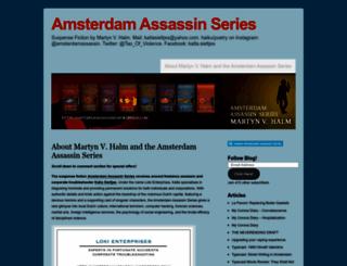 amsterdamassassin.wordpress.com screenshot