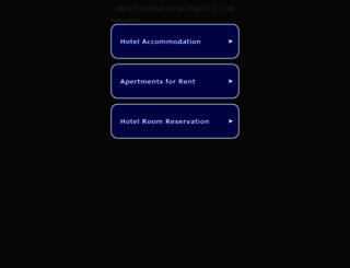 amsterdamidapartments.com screenshot