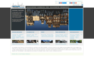 amsterdamtravelguide.com screenshot
