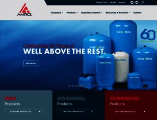 amtrol.com screenshot