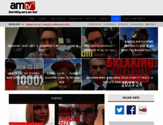 amtvmedia.com screenshot