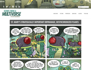 amultiverse.com screenshot