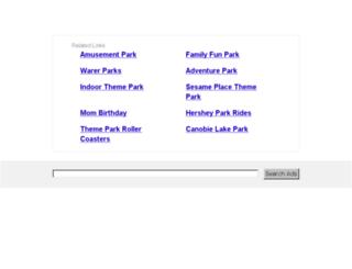 amusementparkmom.com screenshot