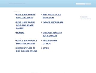 amusementparkticket.info screenshot