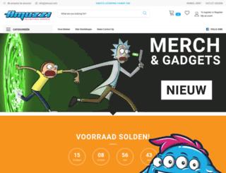 amuzzi.com screenshot