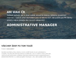 amway-cr.cz screenshot