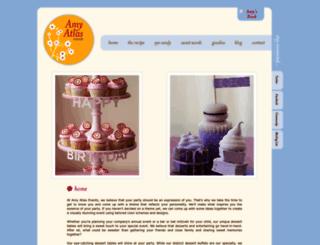 amyatlas.com screenshot