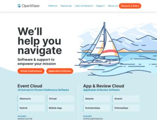amyawards.secure-platform.com screenshot