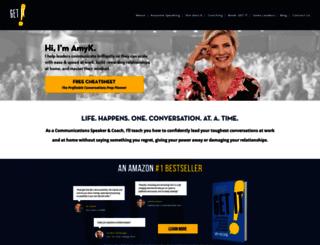 amyk.com screenshot