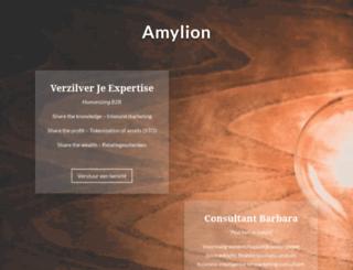amylion-internetmarketing.com screenshot