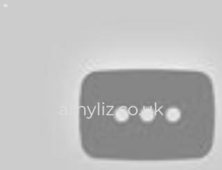amyliz.co.uk screenshot