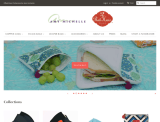 amymichelle.com screenshot