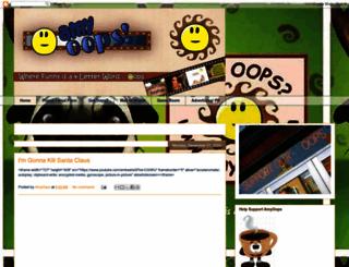 amyoops.com screenshot