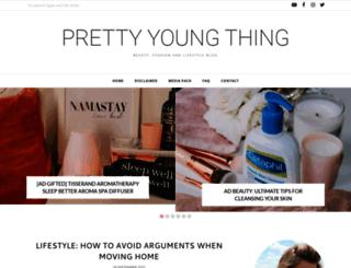 amypyt.com screenshot