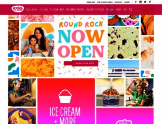 amysicecreams.com screenshot