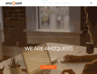 amzquest.com screenshot