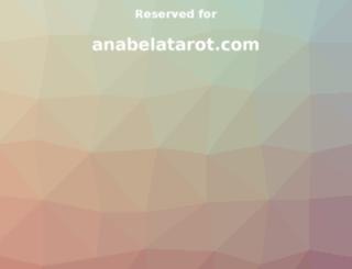 anabelatarot.com screenshot