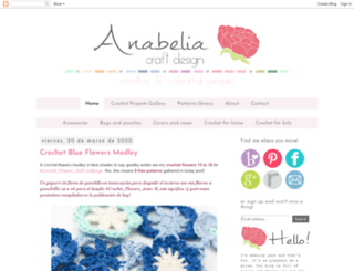 anabeliahandmade.blogspot.com screenshot