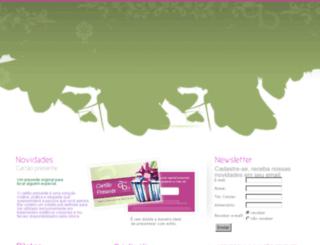 anabiaestetica.com.br screenshot