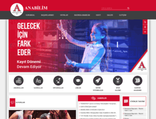 anabilim.k12.tr screenshot