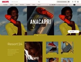 anacapri.com.br screenshot