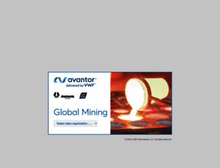 anachemia-mining.com screenshot