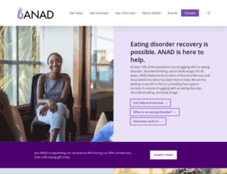 anad.org screenshot
