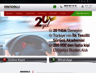 anadoluehliyet.com screenshot