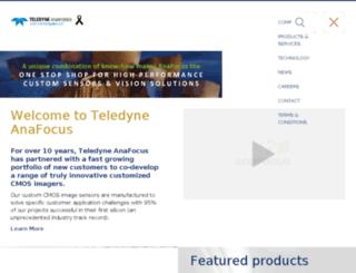 anafocus.com screenshot