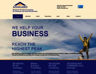 anagard.com screenshot