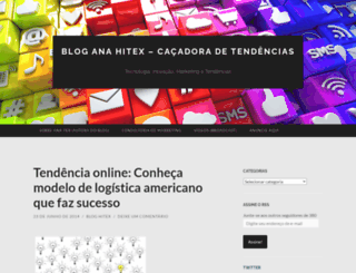 anahitex.wordpress.com screenshot