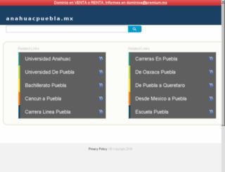 anahuacpuebla.mx screenshot