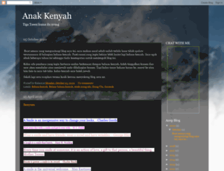 anak-kenyah.blogspot.com screenshot