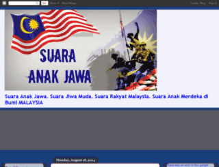 anakcucujawa.blogspot.com screenshot